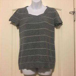 Loft sweater t shirt size medium EUC